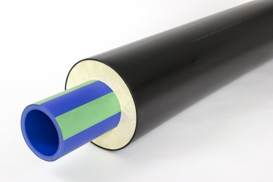 Hiline Pre-insulated Pipe Systems