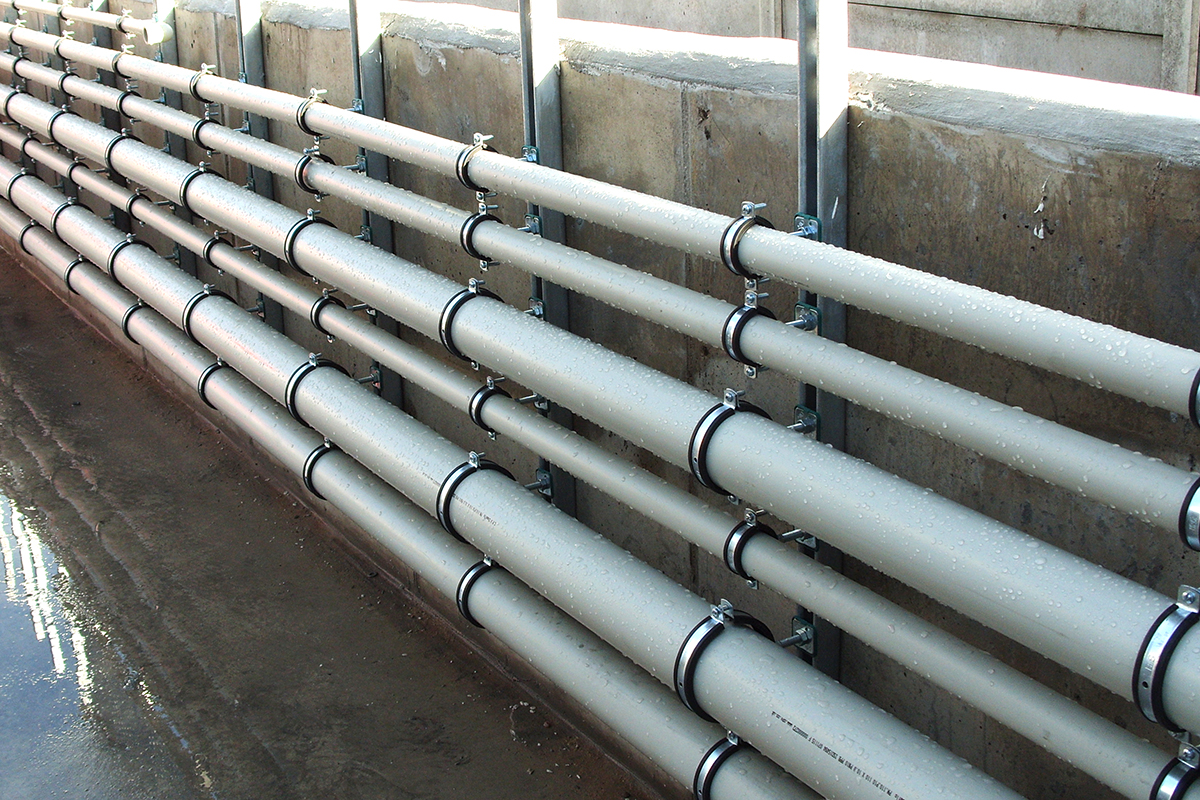 Gallery Chemflo Pipes